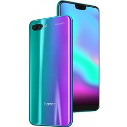 Huawei honor 10 64gb Ram 4gb dual sim green