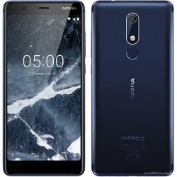 Nokia 5.1 dual sim 32gb blue