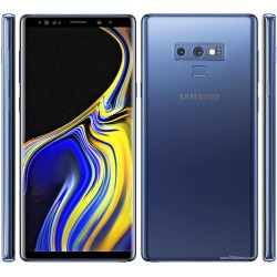 Samsung Galaxy Note 9 Single sim 128 Gb Ocean blue