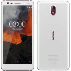 Nokia 3.1 dual sim 16gb White Iron