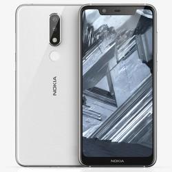 Nokia 5.1 Plus Dual Sim 32GB White