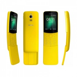 Nokia 8110 4gb Ram 512mb single sim LTE žuta