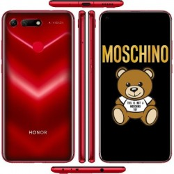 Huawei honor view 20 Moschino Edition 256gb Ram 8gb dual sim red