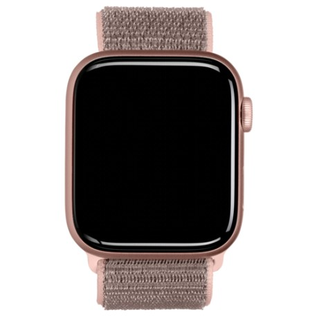 Apple Watch Series 4 GPS 40mm Gold Alu Pink Sport Loop