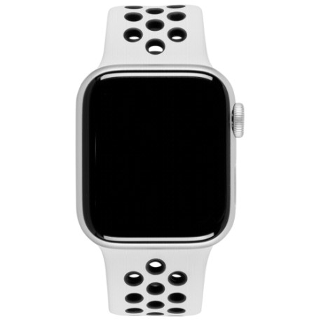 Apple Watch Nike+ Series 4 GPS 44mm Silver Alu Nike Band