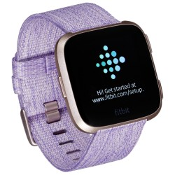 Fitbit Versa Lite mulberry/mulberry