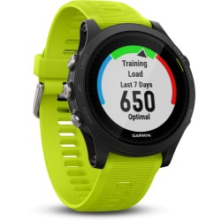 Garmin Forerunner 935 Tri Bundle black/yellow