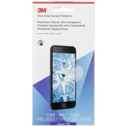 3M UCPAP001 Screen Protector Ultra Clear Apple iPhone 7 / 8