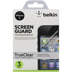 1x3 Belkin Screen Overlay iPhone 5/5s/5c