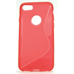 TORBICA +CLASS TPU S ZA APPLE IPHONE 6 PLUS CRVENA