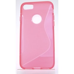 TORBICA +CLASS TPU S ZA APPLE IPHONE 7/8 ROZA