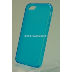 APPLE IPHONE 5 TORBICA +CLASS TPU P DESIGN PLAVA