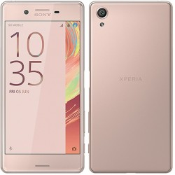 Sony Xperia X F5121 32gb lte rose gold
