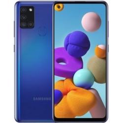 Samsung Galaxy A21S 32gb Ram 3gb dual sim plavi