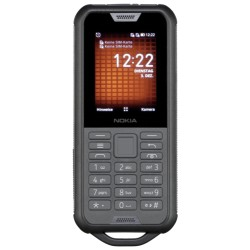 Nokia 800 tough dual sim black