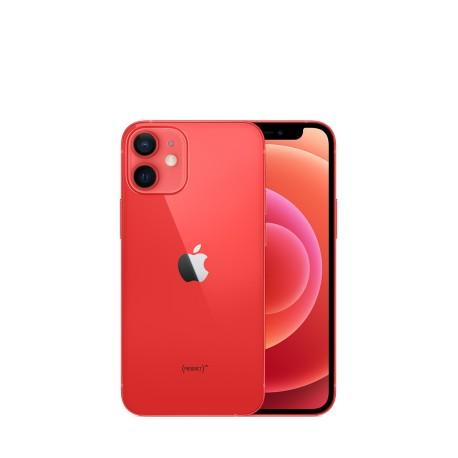 Apple iPhone 12 mini 256gb Ram 4gb red