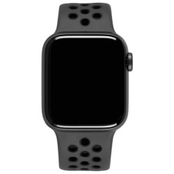 Apple Watch SE GPS + Cell 44mm Space Gray Alu Black Sport Band