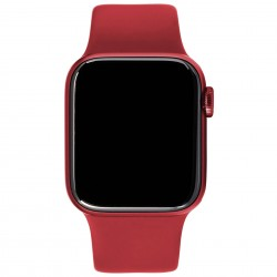 Apple Watch Series 6 GPS 40mm Red Alu Case Red Sport Band