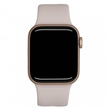 Apple Watch Series 6 GPS 40mm Gold Alu Case Pink Sport Band