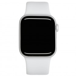 Apple Watch Series 6 GPS 40mm Silver Alu Case White Sport Band
