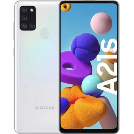 Samsung Galaxy A21S 32gb Ram 3gb dual sim bijeli