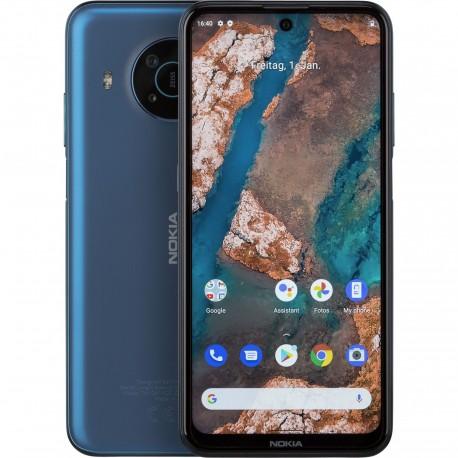 Nokia X20 7.2 128gb Ram 6gb dual sim nordic blue