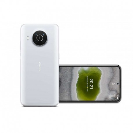 Nokia X10 64gb Ram 6gb dual sim snow