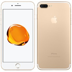 Apple iPhone 7 plus 128gb Ram 3gb gold